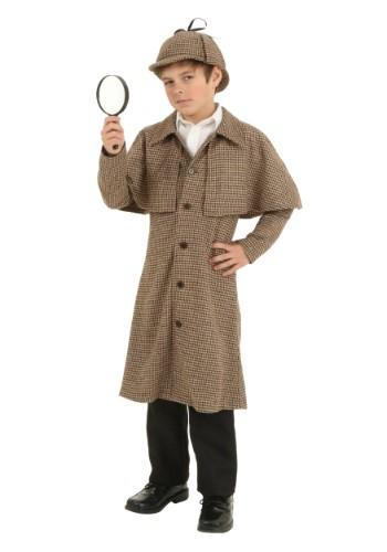 Sherlock Holmes Kids Costume