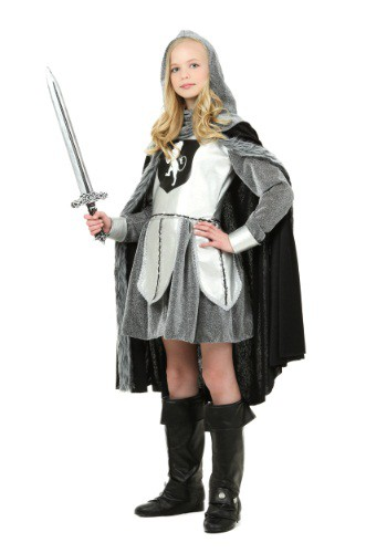 Teen Warrior Knight Costume