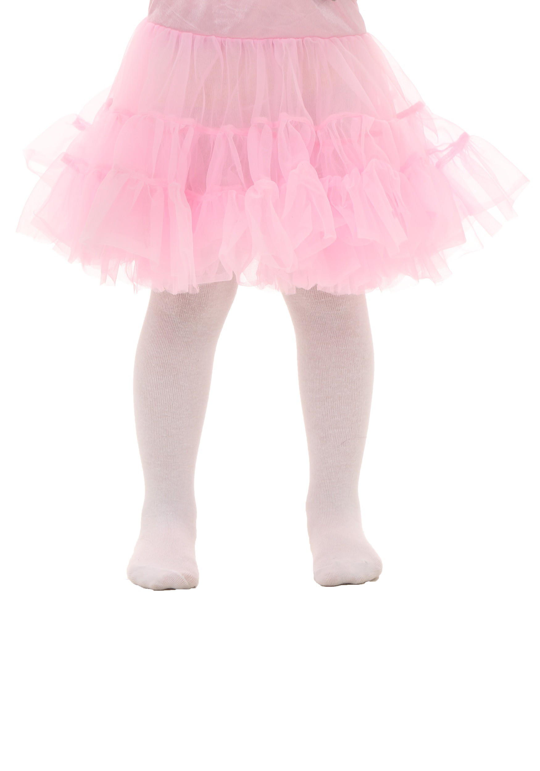 INOpets.com Anything for Pets Parents & Their Pets Toddler Pink Knee Length Crinoline
