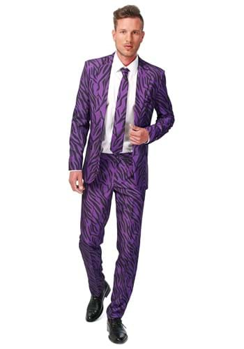 Mens SuitMeister Basic Pimp Suit Costume