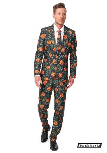 Men's Opposuits Basic Pumpkin Suit