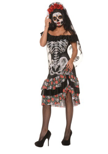 Women's Queen of the Dead Costume