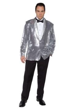 Silver Sequin Jacket