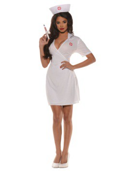 Women's Doctor's Orders Nurse Costume
