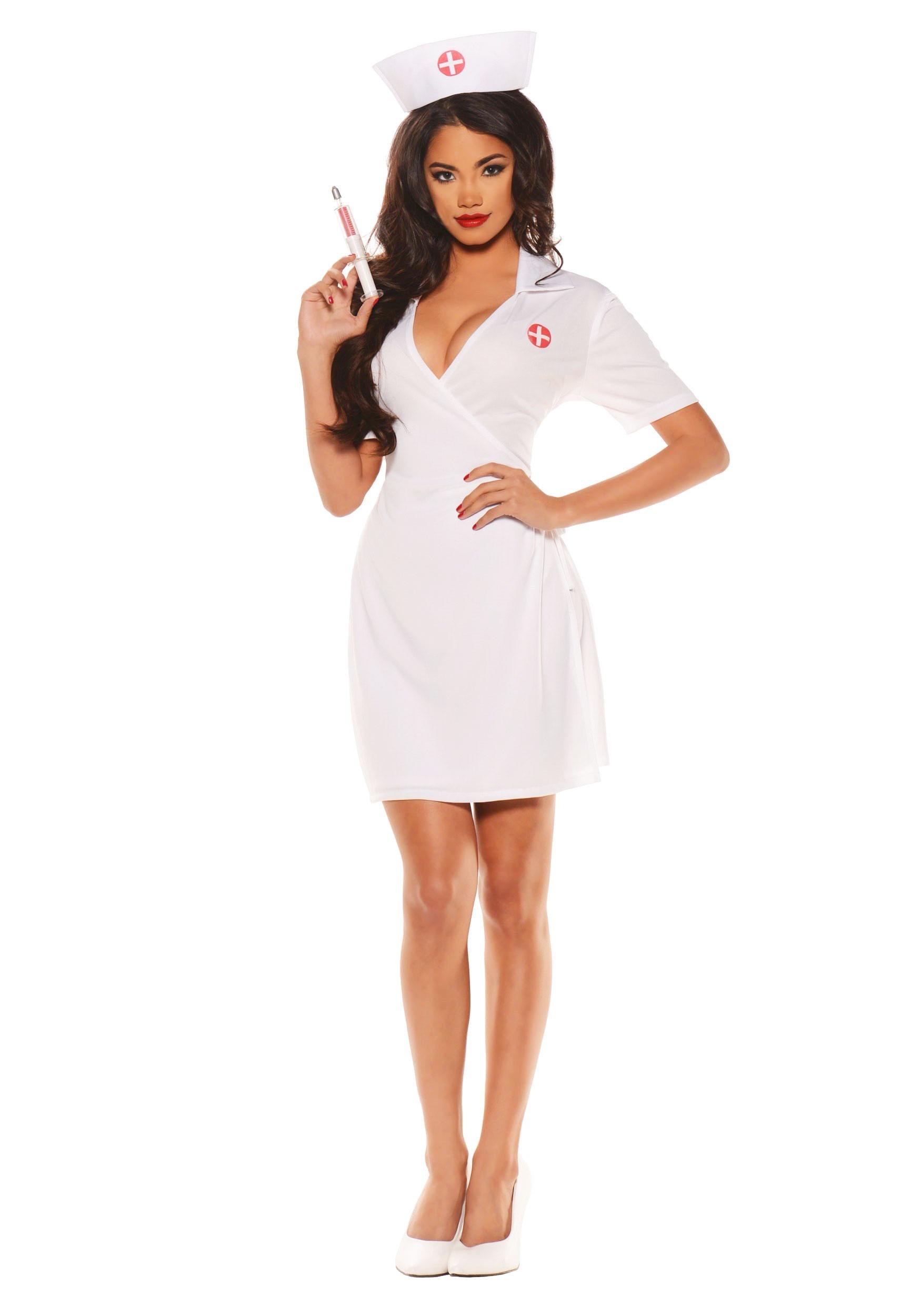 Sweet Placebo Nurse Costume   Nurse costume, Costumes for