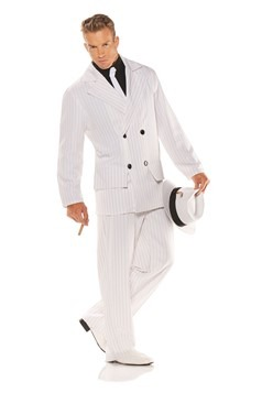 Men's Plus Size Smooth Criminal Costume