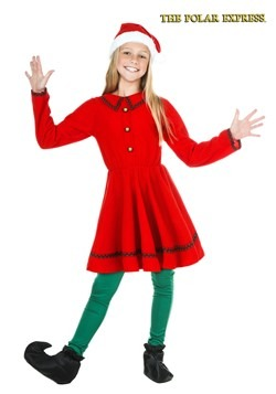 Child Polar Express Elf