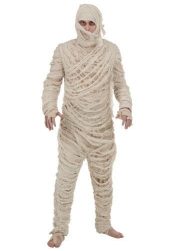Click Here to buy Mens Mummy Costume from HalloweenCostumes, CDN Funds & Shipping