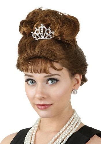 Breakfast at Tiffanys Holly Golightly Costume Wig