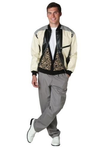 Plus Size Ferris Bueller Costume 2X | 80s Movie Costumes