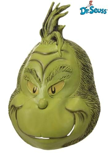 Click Here to buy Deluxe Grinch Mask from HalloweenCostumes, CDN Funds & Shipping