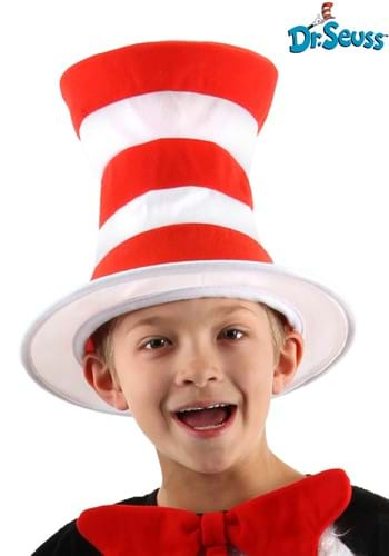 Click Here to buy Kids Cat in the Hat Hat from HalloweenCostumes, CDN Funds & Shipping