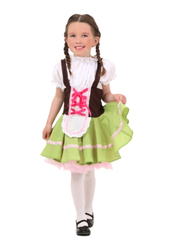 Click Here to buy Toddler German Girl Costume from HalloweenCostumes, CDN Funds & Shipping