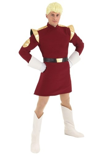 Click Here to buy Zapp Brannigan Costume with Wig from HalloweenCostumes, CDN Funds