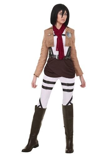 Attack on Titan Mikasa Costume