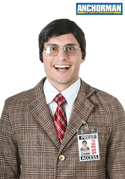 Anchorman Brick Tamland Kit