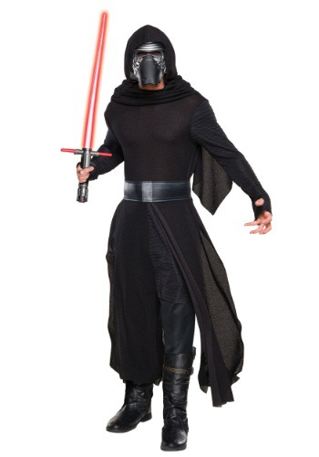 Adult Deluxe Star Wars Ep. 7 Kylo Ren Villain Costume
