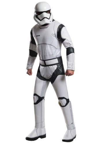 Click Here to buy Adult Deluxe Star Wars Ep. 7 Stormtrooper Costume from HalloweenCostumes, CDN Funds & Shipping