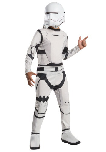 Child Classic Star Wars Ep. 7 Flametrooper Costume