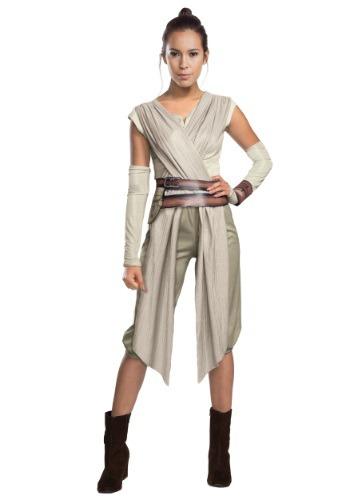Adult Deluxe Star Wars Ep. 7 Rey Costume