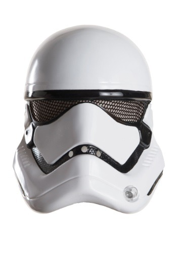 Click Here to buy Kids Star Wars Ep. 7 Stormtrooper 1/2 Helmet from HalloweenCostumes, CDN Funds & Shipping