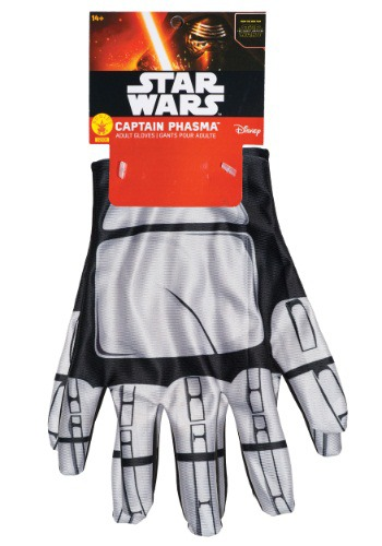 Adult Star Wars Ep 7 Captain Phasma Gloves