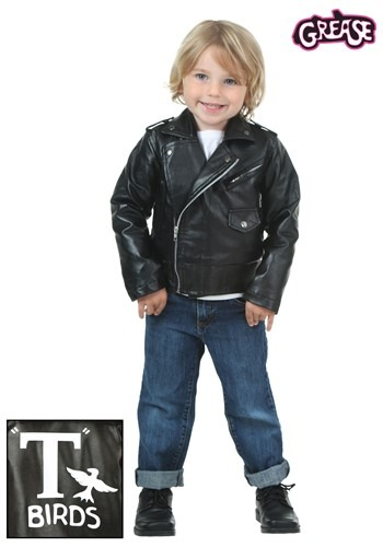 Toddler Authentic T-Birds Jacket