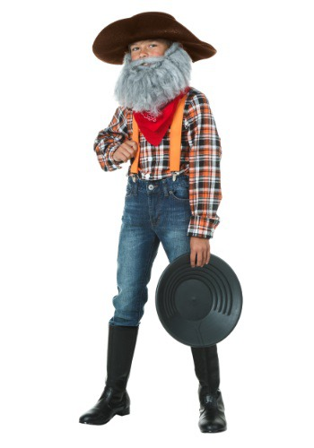 Prospector Boys Costume