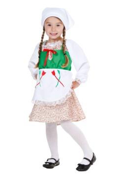 Toddler Deluxe German Costume