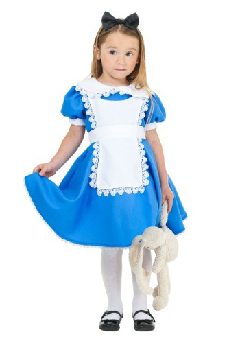 Toddler Supreme Alice Costume
