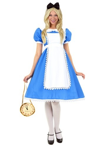 Click Here to buy Adult Supreme Alice Costume from HalloweenCostumes, CDN Funds & Shipping