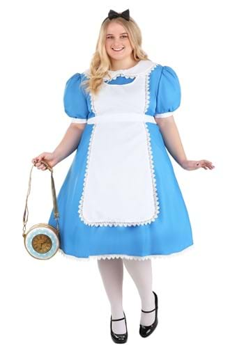 Plus Size Supreme Alice Costume