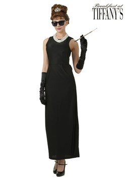 Adult Breakfast at Tiffany's Holly Golightly Costume