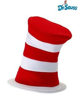 Deluxe Dr. Seuss Cat in the Hat Plush Velboa Hat