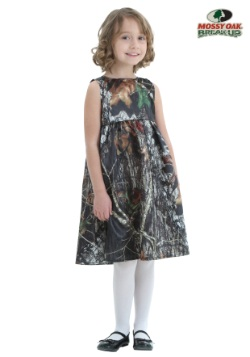 Toddler Mossy Oak Flower Girl Dress