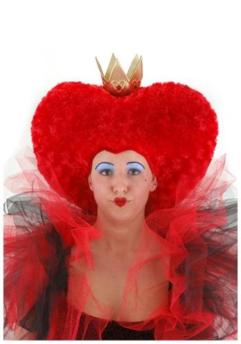 Queen of Hearts Wig
