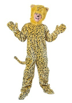 Child Cheetah Costume