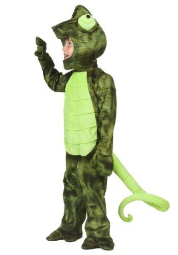 Child Chameleon Costume