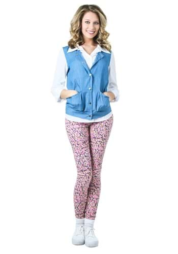 Adult Back to the Future Jennifer Parker Costume
