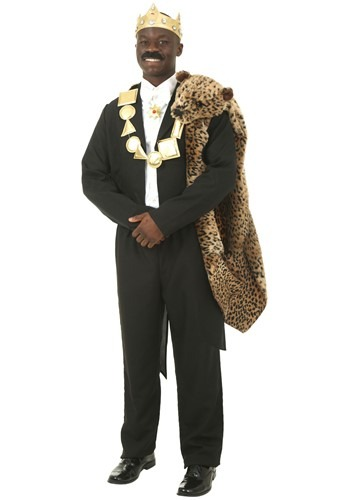 Click Here to buy Coming to America Akeem Costume | 80s Movies Costume from HalloweenCostumes, CDN Funds & Shipping