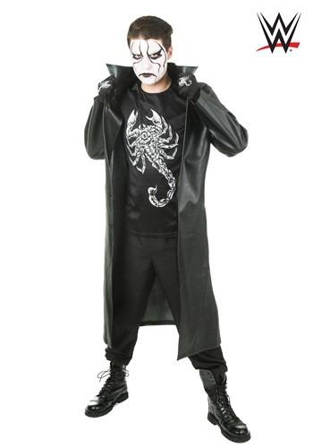 WWE Sting Costume