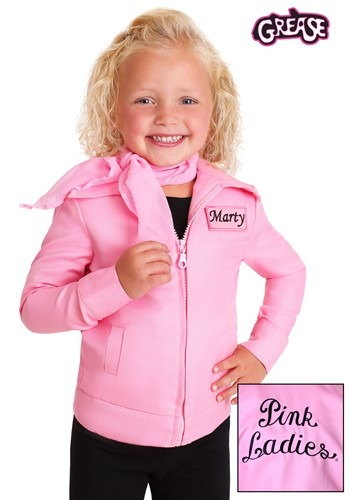 Toddler Authentic Pink Ladies Jacket