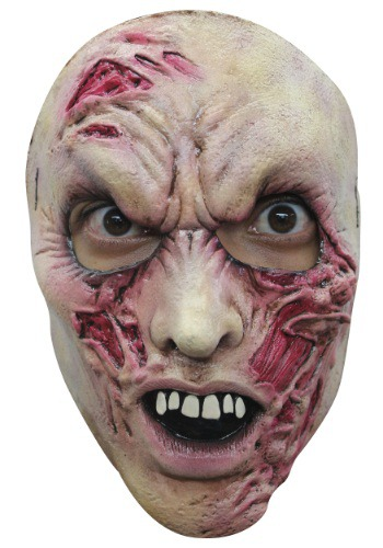 Click Here to buy Adult Zombie #4 Mask from HalloweenCostumes, CDN Funds & Shipping