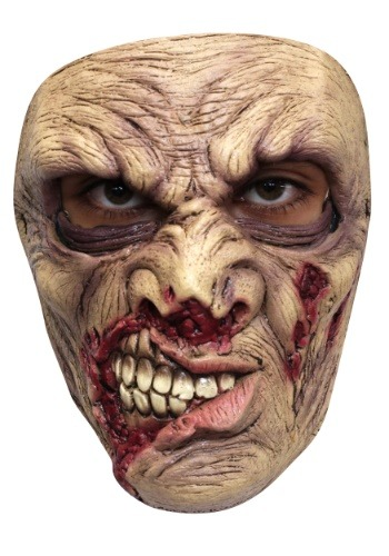 Click Here to buy Adult Zombie #8 Mask from HalloweenCostumes, CDN Funds & Shipping