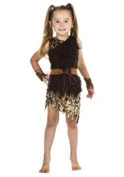 Toddler Cavegirl Costume