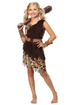 Child Cavegirl Costume