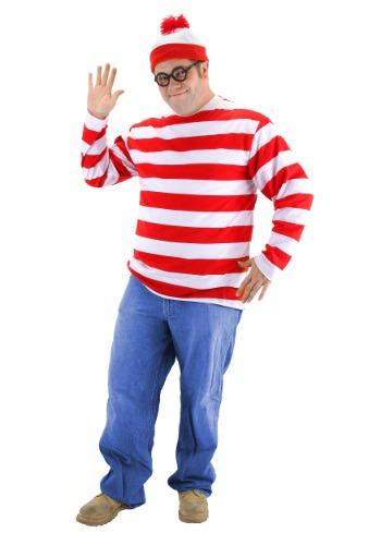 Plus Size Wheres Waldo Costume