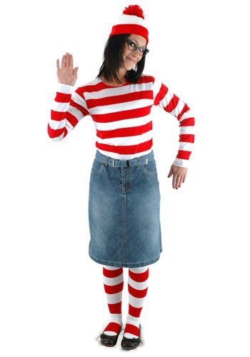 Click Here to buy Adult Wenda Costume from HalloweenCostumes, CDN Funds & Shipping