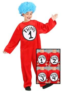 Kids Thing 1 and 2 Costume Main UPD