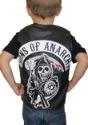 Kids Sons of Anarchy Costume Vest alt1